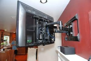 Flat Panel LCD TV Wall Mounting Bracket