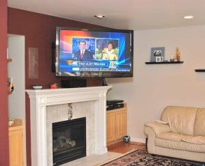 Home Theater Installation Redmond Wa