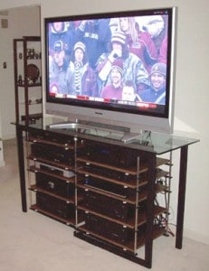 LCD TV Stand Seattle