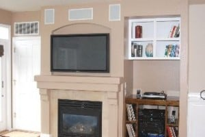 Bothell Washington Home theater System Installation