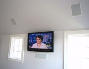 Madrona TV Installation