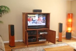 Bellevue WA TV and Sound System