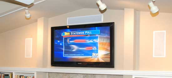 Seattle Home Theater Installation
